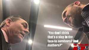 Speaker Casada stands by Rep. Byrd in secret video: 'If I was raped I would move' [Video]