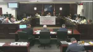Baltimore County School Board Discusses Budget [Video]