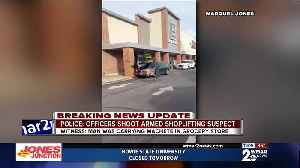 Baltimore Co. Police investigating officer-involved shooting in Randallstown [Video]