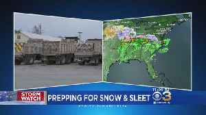 New Jersey Governor Phil Murphy Declares State Of Emergency Ahead Of Wednesday's Winter Storm [Video]