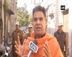 Imran Khan is puppet of Pakistans terrorists Pakistani army BJPs Ravinder Raina [Video]