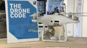 Drone 'no fly zone' around UK airports to be extended to 5km [Video]