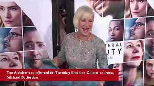 Dame Helen Mirren added to Oscars presenters line-up [Video]