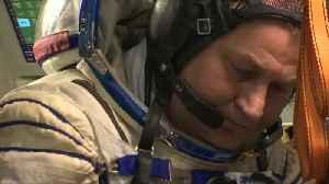 Failed ISS expedition astronauts ready for second try [Video]