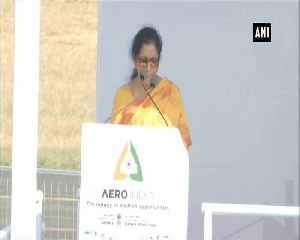 Aero India aims to put nation on global map says Defence Minister [Video]