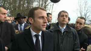 News video: Current and former presidents condemn French anti-semitism