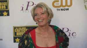 Emma Thompson exits 'Luck' following John Lasseter's hire [Video]