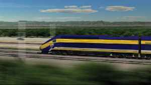 Govt. Canceling Funds for California's Bullet Train Project [Video]