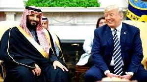 Trump's 'hypocritical' nuclear sale to Saudi Arabia [Video]