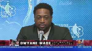 Dwyane Wade: The Making Of A Legend [Video]