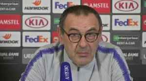Sarri: No contact with Chelsea hierarchy [Video]