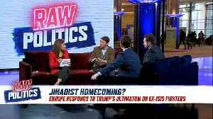Raw Politics: Will EU leaders allow ISIS fighters to return? [Video]