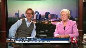 MorningLine: Medical Marijuana Legislation P.3 [Video]