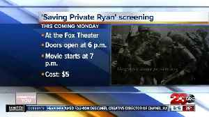 Armed Forces Support Foundation raising money through $5 screening of 'Saving Private Ryan' [Video]
