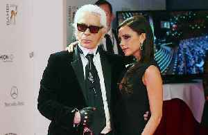 Victoria Beckham leads Karl Lagerfeld tributes as fashion icon dies aged 85 [Video]
