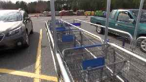 Razor Blades Found Hidden Under Shopping Cart Handles at North Carolina Walmart [Video]