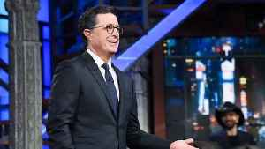 Late-Night Hosts Reprise Bernie Sanders Impressions After 2020 Campaign Announcement   THR News [Video]