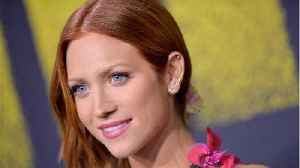 Brittany Snow Engaged [Video]