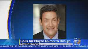 WeHo City Council Votes To End Mayor's Term Early [Video]