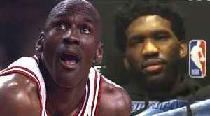 "Joel Embiid DISSES Michael Jordan! ""He Is NOT The GOAT""! [Video]"