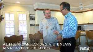 Preview: Little-known Florida statue prevents malpractice lawsuits in some cases [Video]