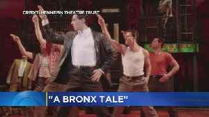 'A Bronx Tale' Opens At Orpheum Theatre [Video]