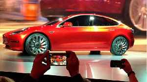 News video: Tesla owners Are The Most Satisfied Car Owners
