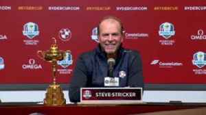 Stricker: Honour to be captain [Video]