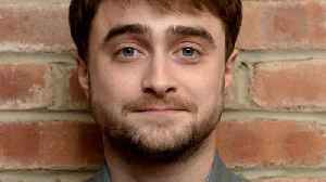 Daniel Radcliffe got real about how he turned to drinking to deal with his Harry Potter fame [Video]