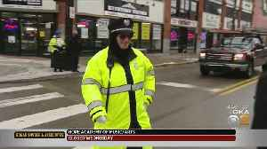 Crossing Guards Are Important To School Kids, But 1 Does A Lot More [Video]