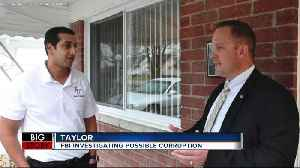 Business as usual at Taylor City council meeting after raids at Mayor Sollars home, city hall [Video]
