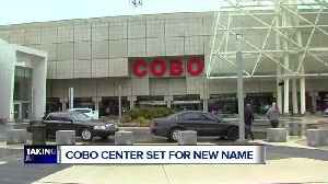 Chemical Bank awarded naming rights to Cobo Center [Video]