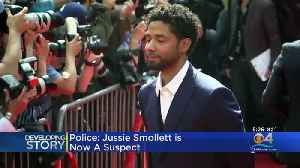 Jussie Smollet Is Now A Suspect [Video]