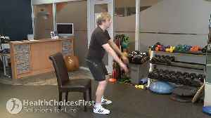 Diabetes and Exercise - Leg Squats [Video]