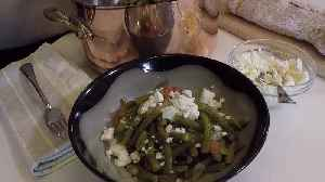 Heart Health Month: Braised string beans with Luna Grill [Video]