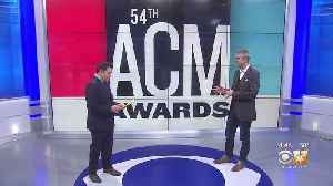 Hawkeye From New Country 96.3 Discusses ACM Awards [Video]