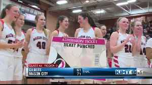 Prep basketball scores from Tuesday; Mason City punches state ticket [Video]