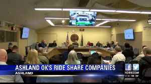 Ashland City Council Approves Uber and Lyft [Video]