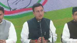 Pulwama Colen:Congress Leader Randeep Surjewala Attacks PM Modi Over Pulwama Incident |Oneindia News [Video]