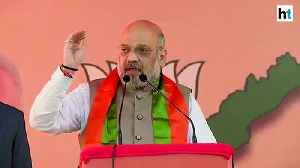 Amit Shah accuses Congress of trying to politicise the Pulwama attack [Video]