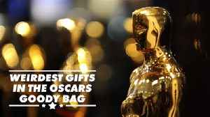And the winner for most bizarre Oscar goody bag item is... [Video]