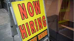 Jobless Claims Fall Again [Video]