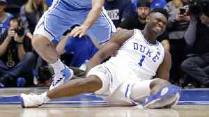 Zion Williamson's Knee Is 'Stable,' But He Should Pack It In Anyway [Video]