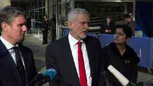 Jeremy Corbyn: PM is being held to ransom by ERG [Video]