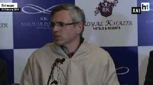 'Regressive step': Omar Abdullah on withdrawal of security to mainstream political leaders [Video]