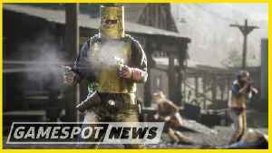 Red Dead Online Gets More PS4-Exclusive Content And New Modes [Video]