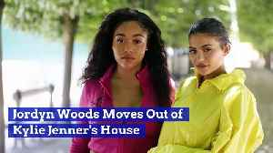 Jordyn Woods Moves Out of Kylie Jenner's House [Video]