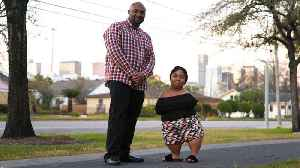 Woman With No Arms And Knees Finds Love | BORN DIFFERENT [Video]