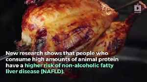 High-Meat Diets Linked to Liver Disease [Video]