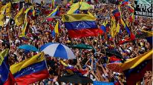 Venezuela Convoy Heads to Colombia Border As Maduro Threatens to Close It [Video]